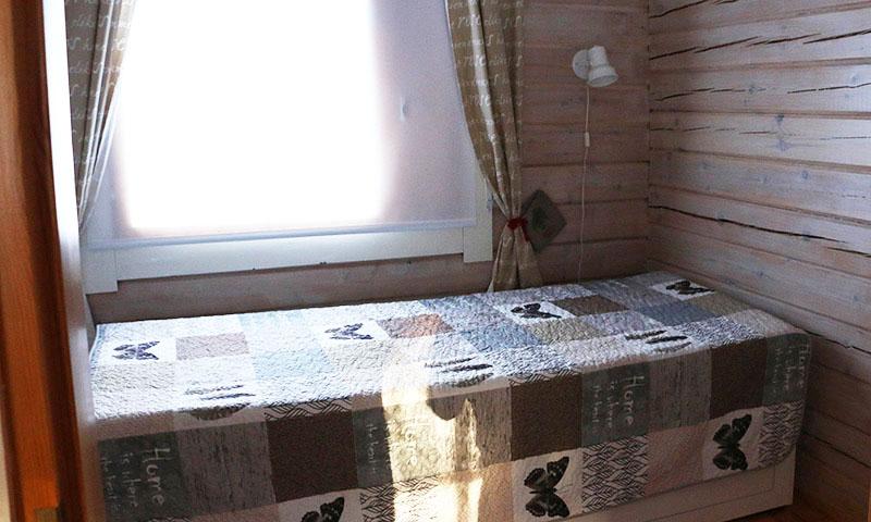 suomutunturi aavatupa makuuhuone