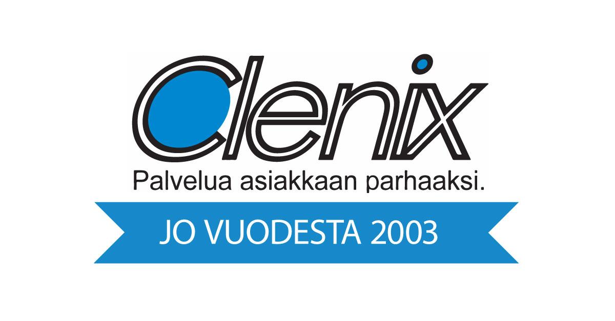 palvelua asiakkaan parhaaksi Clenix Oy