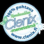 clenix kemikaaliton menetelmä