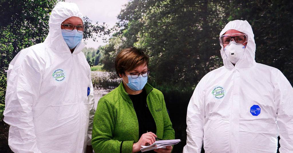 Clenix kemikaaliton siivousmenetelmä